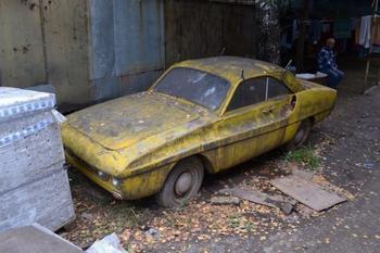 «Спорт-900» - советский спорткар на базе ЗАЗ