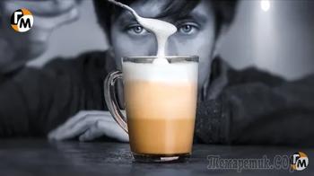 Латте без кофемашины.