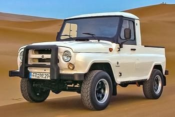 7 переделок автомобилей УАЗ, к которым приложили руку иностранцы за границей