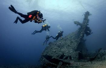 Впечатляющие факты о затонувших кораблях и кораблекрушениях