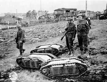 Поразительное оружие Второй Мировой