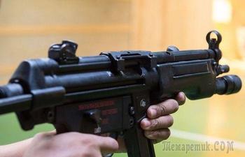 9 наиболее удачных автоматов и пулеметов иностранного производства
