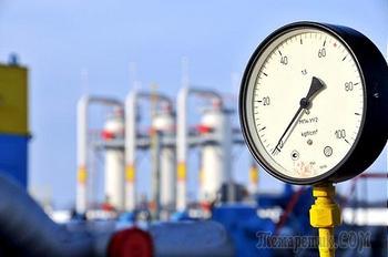 У «Нафтогаза Украины» нет денег на реверсный газ из Европы