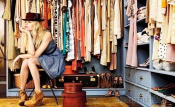 Оригинальные идеи для хранения одежды без шкафов