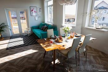 Построили под Минском коттедж по цене квартиры в панельке, используя белорусские материалы и мебель