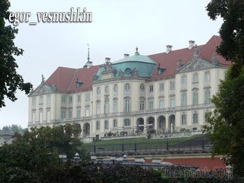 По залам музея... Музей Королевскего зАмка. Варшава