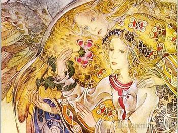 Чудесное творчество немецкой художницы Sulamith Wulfing