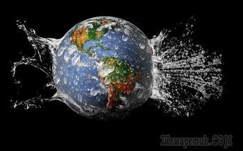 Микроскопические события с гигантскими последствиями на Земле