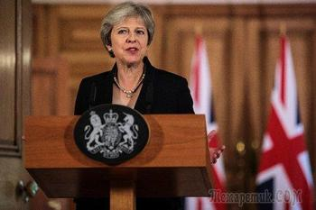 Переговоры Великобритании с Евросоюзом зашли в тупик – Мэй
