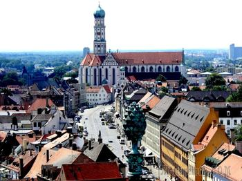 Баварская сказка 2. Аугсбург