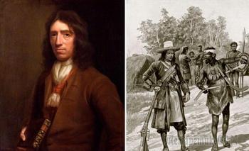 Как английский пират стал первым человеком, совершившим три кругосветки, и спас Робинзона