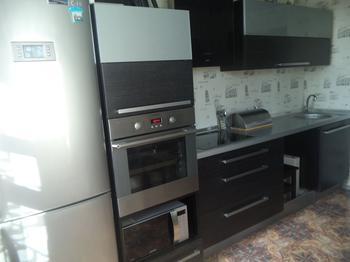 История совершенствования кухни 9,5 кв. м.