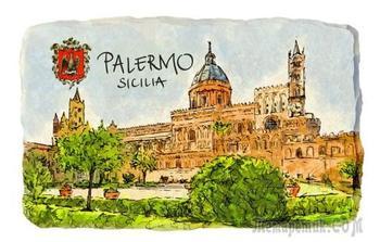 Палермо - город древней истории, обветшалых исторических памятников, мафии и кино.2. Идем дальше!