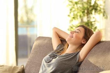 10 упражнений для расслабления в положении сидя