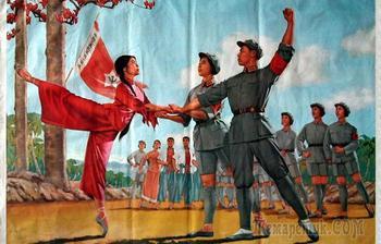 О чем могут рассказать китайские плакаты