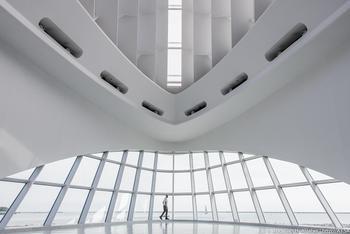 Фотографии музеев, архитектура которых впечатляет