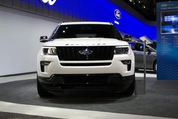 Краткий обзор автомобиля Ford Explorer V