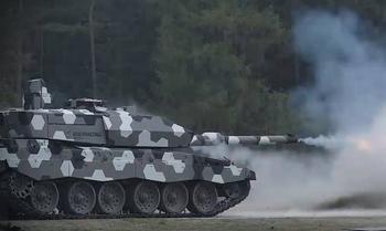 Rheinmetal показал испытания перспективной 130-мм танковой пушки Next Generation - NG-130