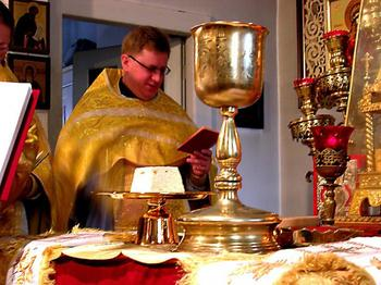 Православная благодарственная молитва после причастия