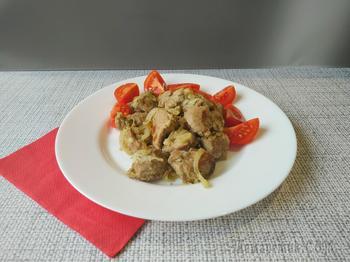 Мясо в остром маринаде – ароматное и сытное блюдо для зимнего дня!