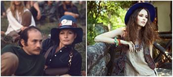 Фотографии с фестиваля «Вудсток» 1969 года позволяют увидеть истоки современной моды