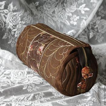 Шьем красивую косметичку из ткани