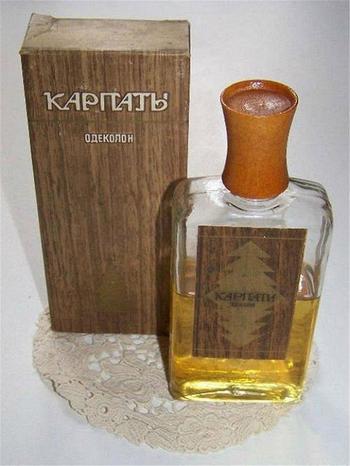 Советский парфюм, а вы его помните?