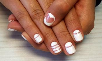 Белый маникюр — фото идеального дизайна ногтей