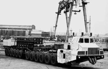 10 советских автомобилей-«многоножек» для выполнения нетипичных задач