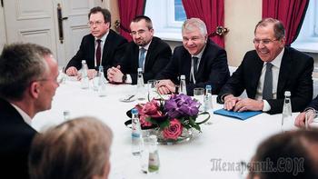 Мюнхен столкнул Лаврова и Столтенберга