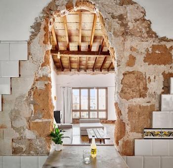 Новая жизнь старых домов