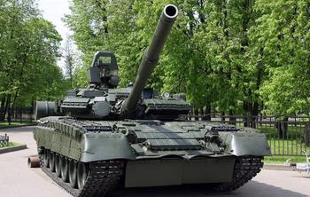 Т-80БВМ, старый танк с новыми возможностями