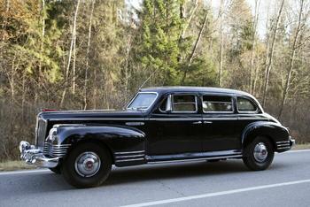Самый дорогой автомобиль России: ЗИС-115 – машина, на которой ездил Сталин