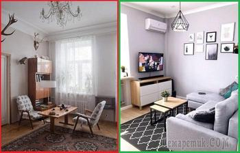 9 старых дизайнерских приемов, характерных для российских квартир
