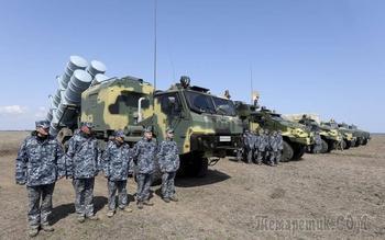 Для нападения на Россию Украина готовит собранную на коленке ракету