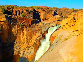 Каякам здесь не место. Самые причудливые и величественные водопады планеты