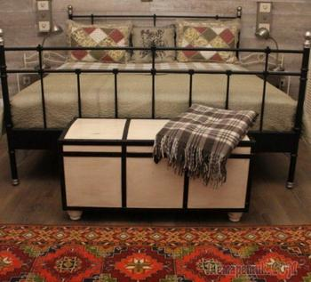 Спальня с британским характером