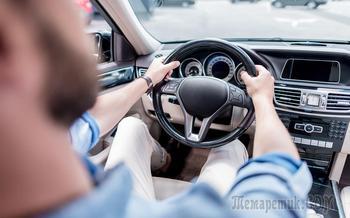 5 вредных привычек каждого водителя