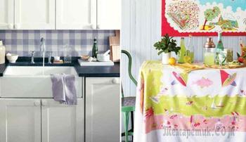 15 свежих идей декора и наведения порядка на кухне