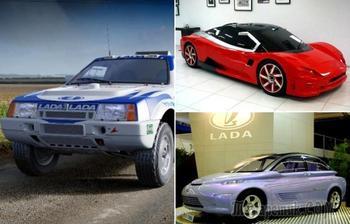 9 малоизвестных моделей «Жигулей», которые почему-то не пошли в серию