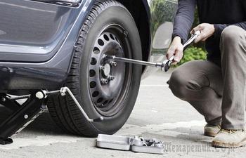 «Пятерка» распространенных ошибок при самостоятельной замене колес
