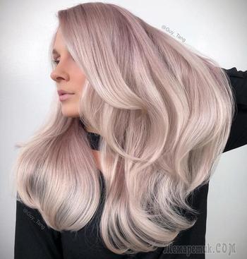 22 богатых оттенка для окрашивания волос этой осенью
