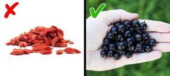 8 мифов о «суперфудах», которые доказывают, что они не круче привычных продуктов