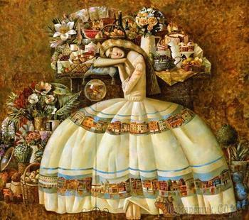 Это мои сны. Удивительный мир Анны Березовской