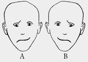 Тест: Какое лицо счастливее? расскажет, к какому из 2-х типов людей вы относитесь