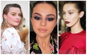 15 идей праздничного макияжа, который можно сделать буквально за 10 минут