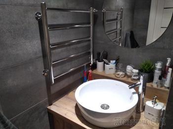 Семья решила сэкономить на отделке в ванной, и вот что из этого вышло