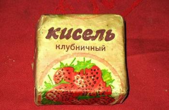 Кисель в брикетах, жжёный сахар и другие радости советских детей