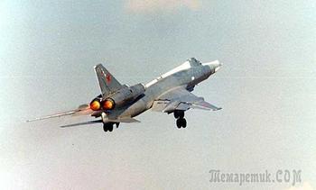 Почему самолет Ту-22 получил прозвище «Людоед»?