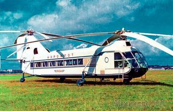 «Сделано в СССР»: 10 отечественных вертолетов за которые не стыдно